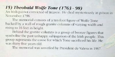 Theobald Wolfe Tone image. Click for full size.