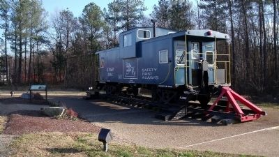 RF&P Caboose No. 904 Photo, Click for full size