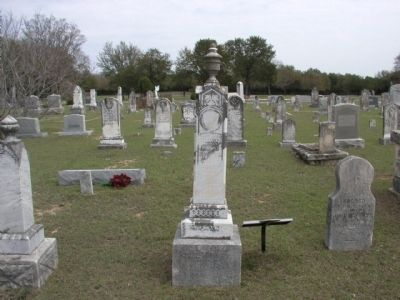 William O. Spencer Tombstone image. Click for full size.