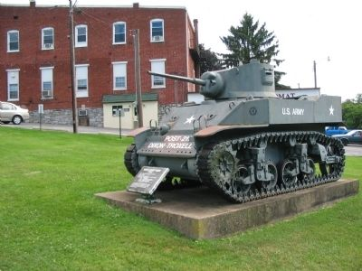 M3A1 Light Tank image. Click for full size.