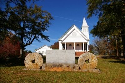Phillips Mills Baptist Church image. Click for full size.