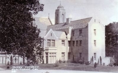 Kohl Mansion - Mercy Convent, Burlingame image. Click for full size.