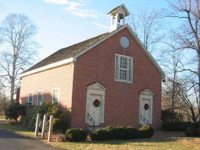 1809 Brick Church Photo, Click for full size