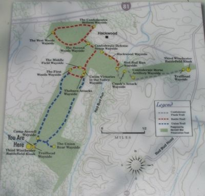 The Trail Map Photo, Click for full size
