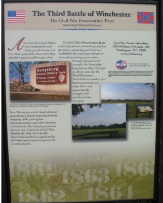 Informational Marker, Left Pane Photo, Click for full size