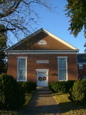 Massaponax Baptist Church image. Click for full size.