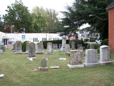 Bethesda Cemetery image. Click for full size.