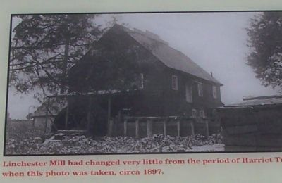 Photo of Mill taken in 1897. image. Click for full size.