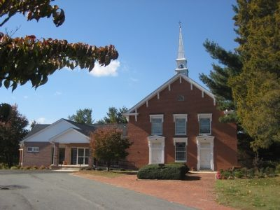 Smithville United Methodist Church image. Click for full size.