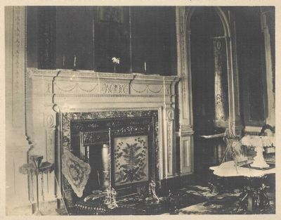Parlor at Furley Hall image. Click for full size.