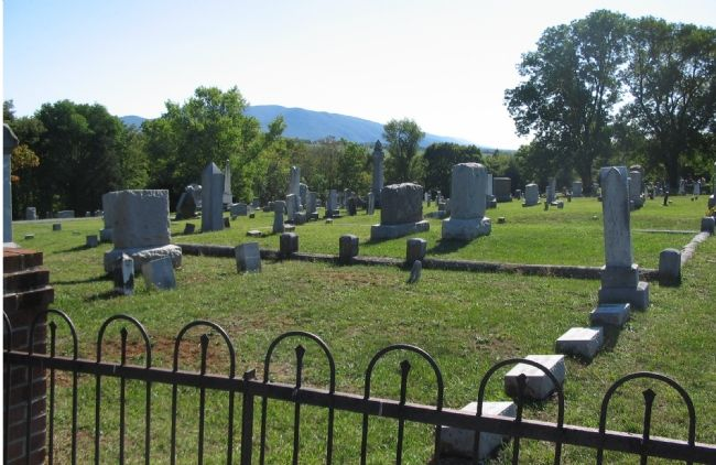 Middletown Cemetery image. Click for full size.