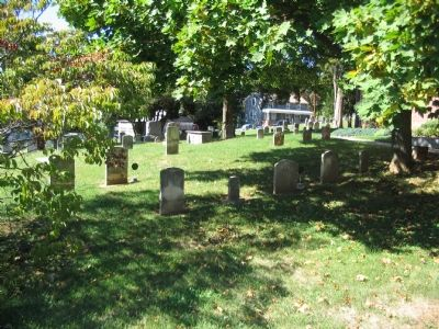 Saint Paul's Lutheran Church Cemetery image. Click for full size.