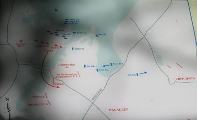 The Battle Situation Map image. Click for full size.