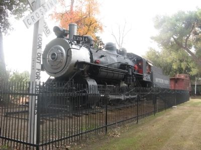 Southern Pacific Engine #2914 Photo, Click for full size