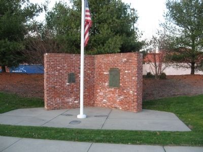 Birmingham Iron Foundry Veterans Memorial image. Click for full size.