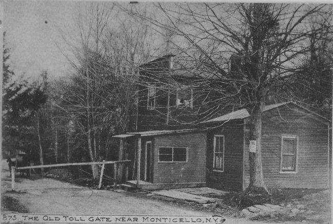 Toll House image. Click for full size.