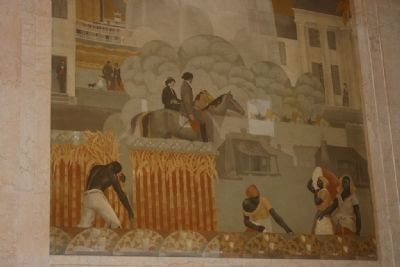 """Old South"" Mural, Artist John Norton image. Click for full size."