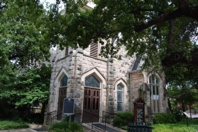 All Saints� Episcopal Church image. Click for full size.