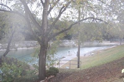 Barton Springs Pool image. Click for full size.