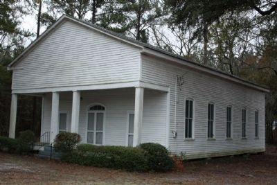 Harmony Baptist Church Photo, Click for full size