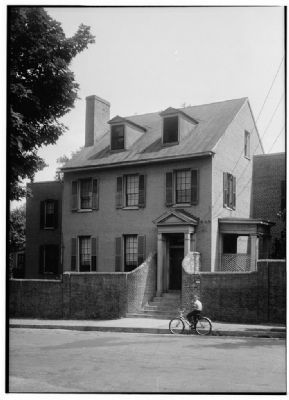 Samuel Parsons House image. Click for full size.