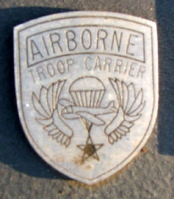 438th Troop Carrier Group Marker image. Click for full size.