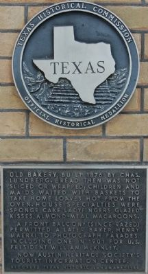 Old Bakery Marker image. Click for full size.