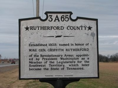 Rutherford County Side Photo, Click for full size