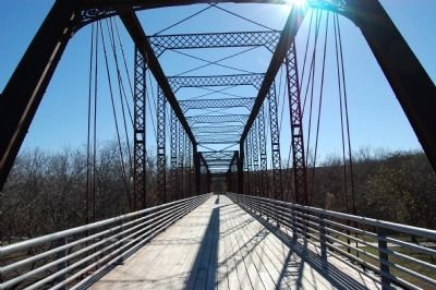 Moore�s Crossing Bridge Photo, Click for full size