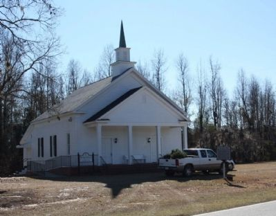 Shady Grove Church image. Click for full size.