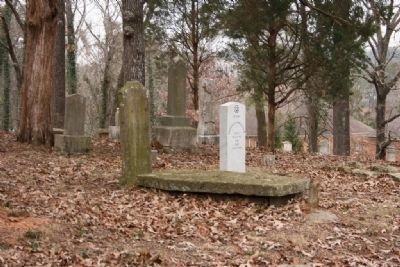 Gravesites at Union Hill Cemetery image. Click for full size.