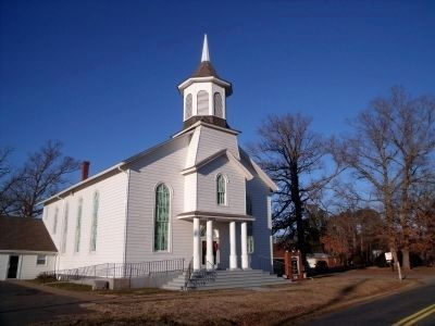 Elam Baptist Church image. Click for full size.