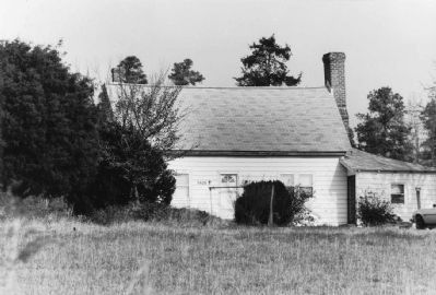 Lott Cary House, Charles City County image. Click for full size.