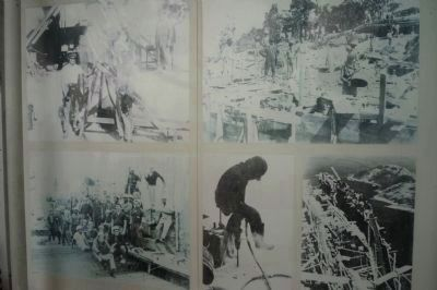 Photographs of the Caminho Aéreo construction workers: 1912-1913. image. Click for full size.