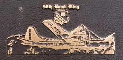 58th Bomb Wing Marker B-29 Detail image. Click for full size.