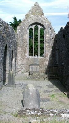 St Mary's Abbey Church Interior image. Click for full size.