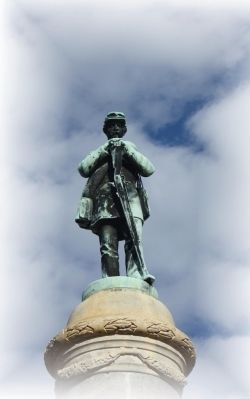 Orangeburg Confederate Monument image. Click for full size.