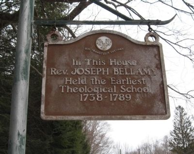 Bellamy – Ferriday House Marker image. Click for full size.