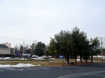 Corbin's Crossroads Marker Photo, Click for full size