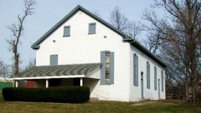 Friends Meetinghouse (c.1811) image. Click for full size.