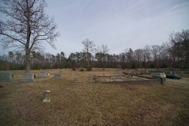 Lower Methodist Church Cemetery image. Click for full size.