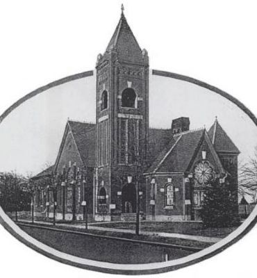 First Associate Reformed Presbyterian Church image. Click for full size.