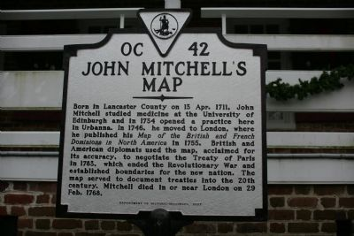 John Mitchell's Map Marker image. Click for full size.