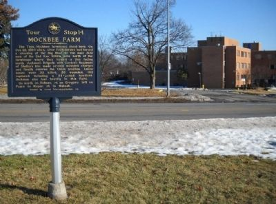 Mockbee Farm Marker Photo, Click for full size