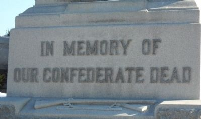 Forest Hill Confederate Memorial Marker image. Click for full size.