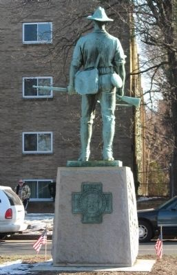Meriden Spanish American War Memorial image. Click for full size.