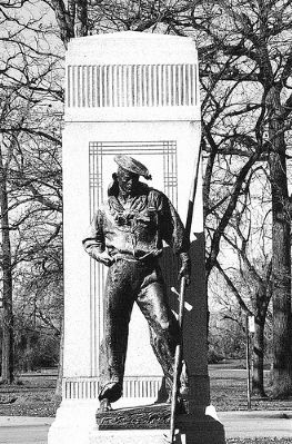 Detroit Spanish American War Monument Marker image. Click for full size.