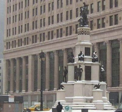 Soldiers and Sailors Memorial image. Click for full size.