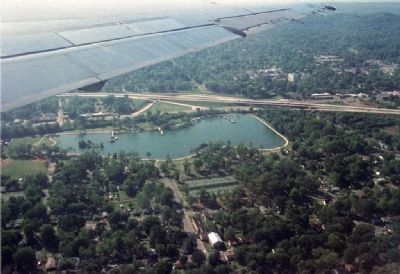 Arial View of East Lake Park image. Click for full size.