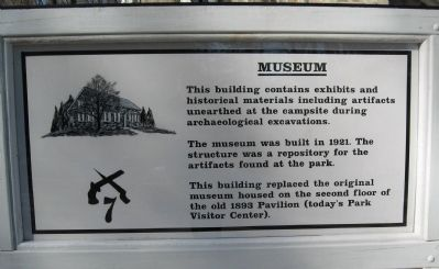Museum Marker image. Click for full size.